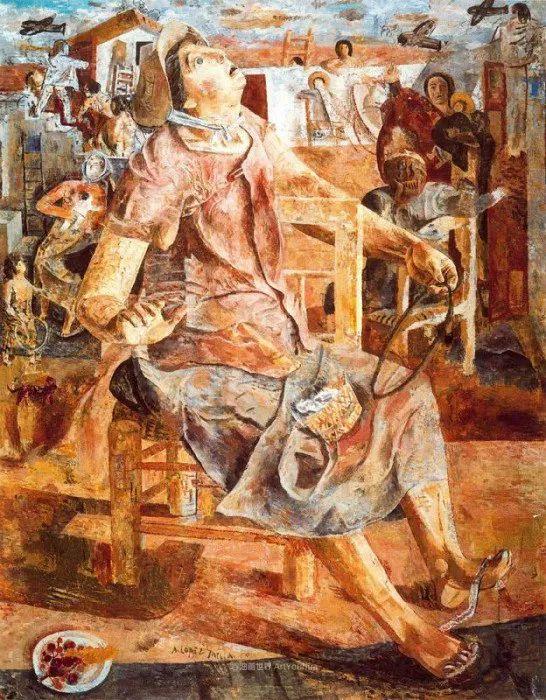 西班牙画坛鬼才,安东尼奥·洛佩兹·加西亚插图1