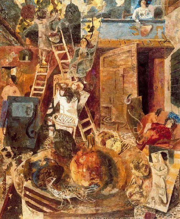 西班牙画坛鬼才,安东尼奥·洛佩兹·加西亚插图3