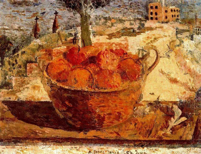 西班牙画坛鬼才,安东尼奥·洛佩兹·加西亚插图7