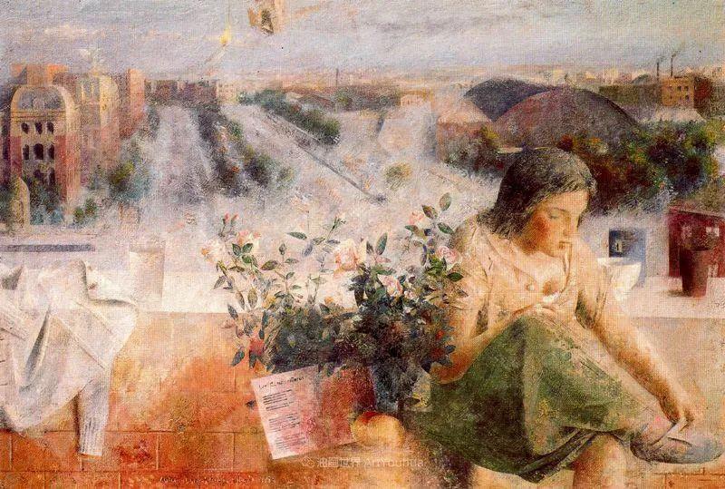 西班牙画坛鬼才,安东尼奥·洛佩兹·加西亚插图9