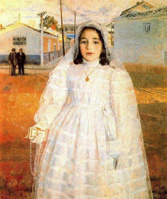 西班牙画坛鬼才,安东尼奥·洛佩兹·加西亚插图13