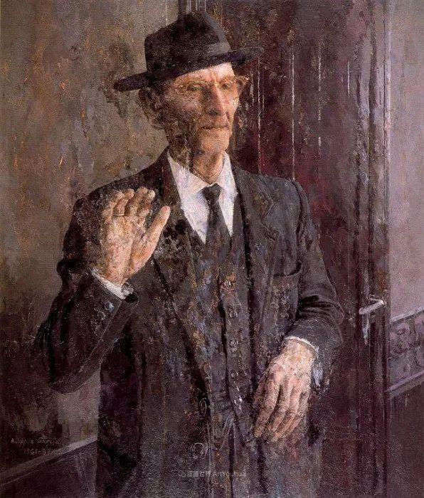 西班牙画坛鬼才,安东尼奥·洛佩兹·加西亚插图31