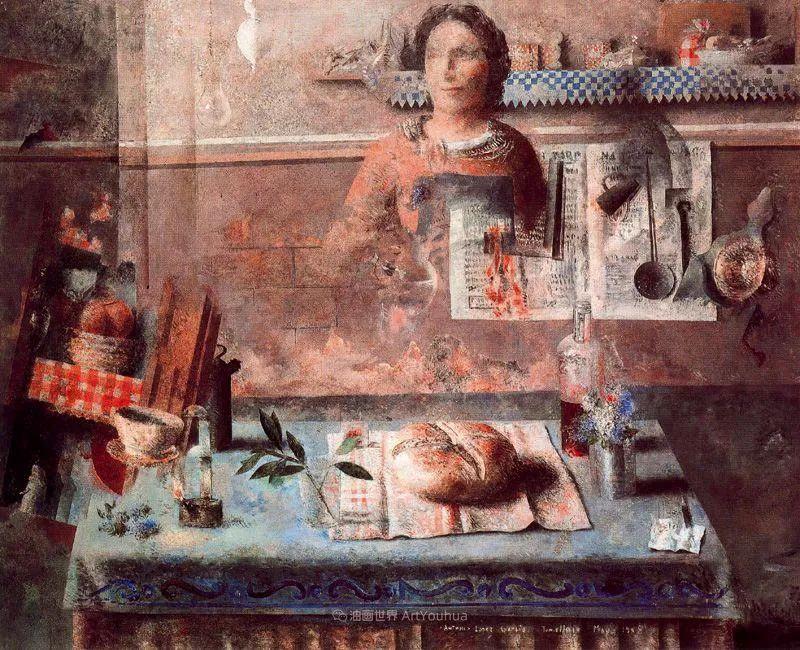 西班牙画坛鬼才,安东尼奥·洛佩兹·加西亚插图33