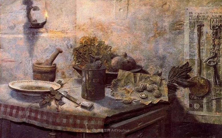 西班牙画坛鬼才,安东尼奥·洛佩兹·加西亚插图35