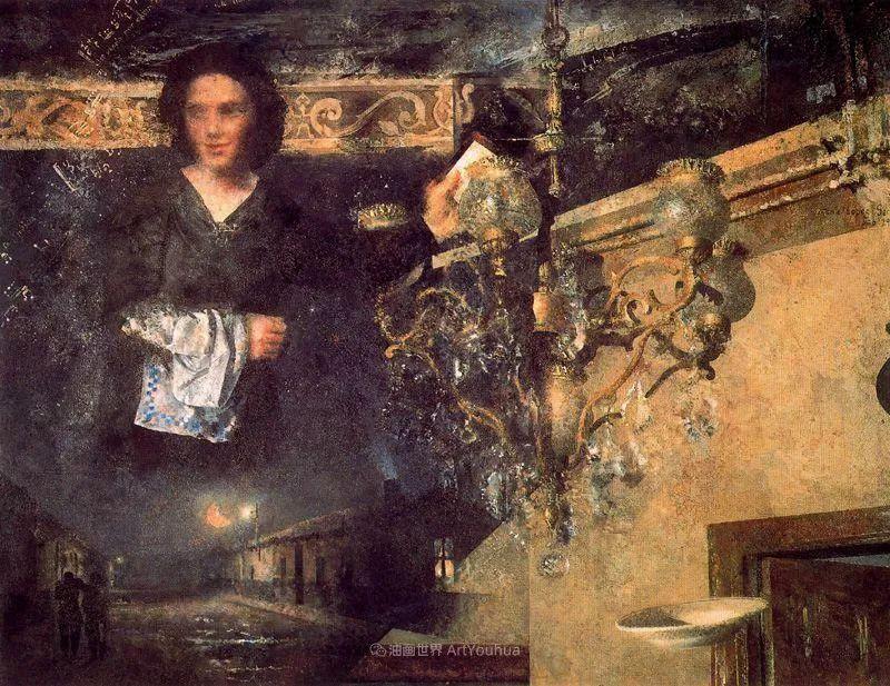 西班牙画坛鬼才,安东尼奥·洛佩兹·加西亚插图37