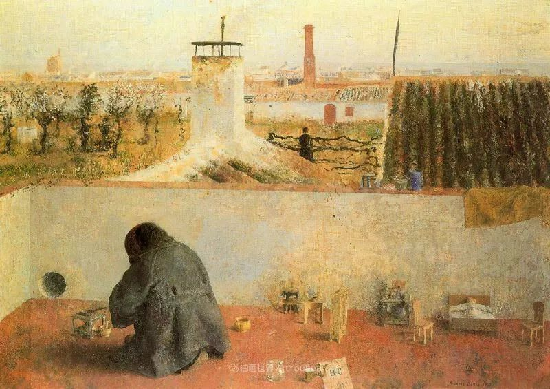西班牙画坛鬼才,安东尼奥·洛佩兹·加西亚插图47