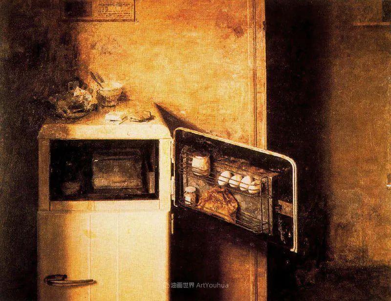 西班牙画坛鬼才,安东尼奥·洛佩兹·加西亚插图49