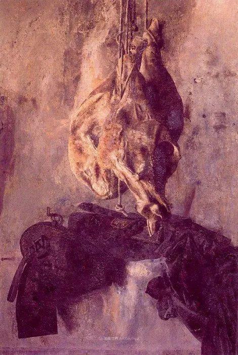 西班牙画坛鬼才,安东尼奥·洛佩兹·加西亚插图51