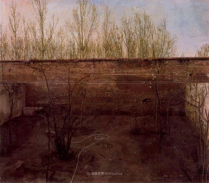 西班牙画坛鬼才,安东尼奥·洛佩兹·加西亚插图53