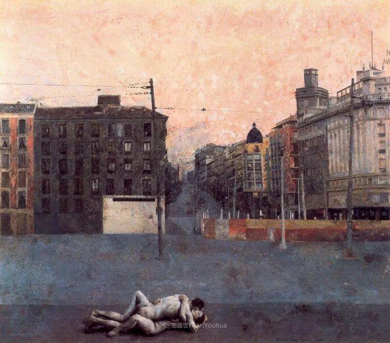 西班牙画坛鬼才,安东尼奥·洛佩兹·加西亚插图67