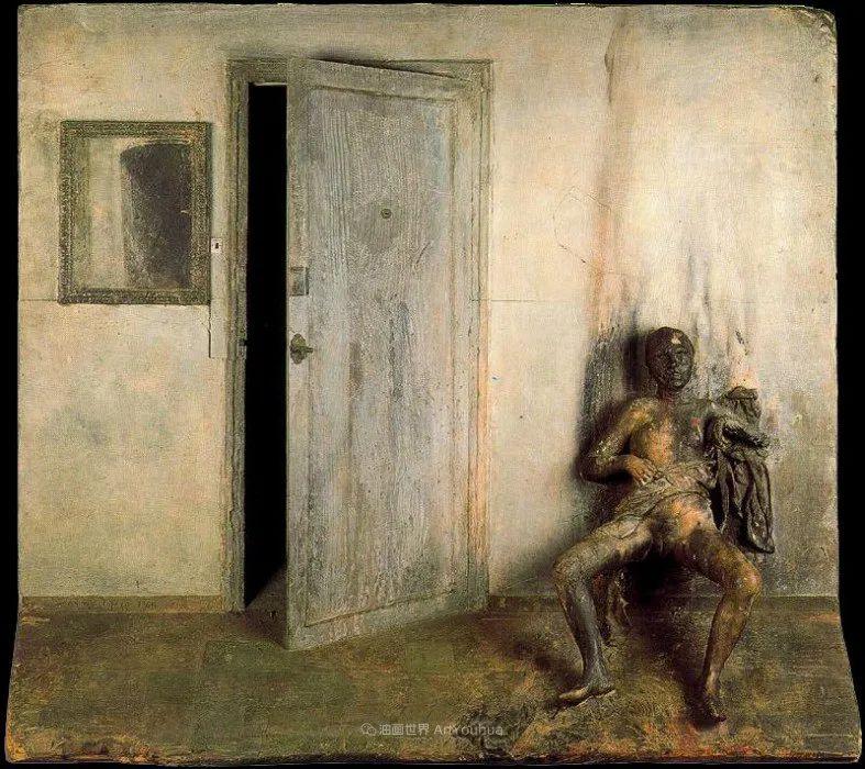西班牙画坛鬼才,安东尼奥·洛佩兹·加西亚插图71