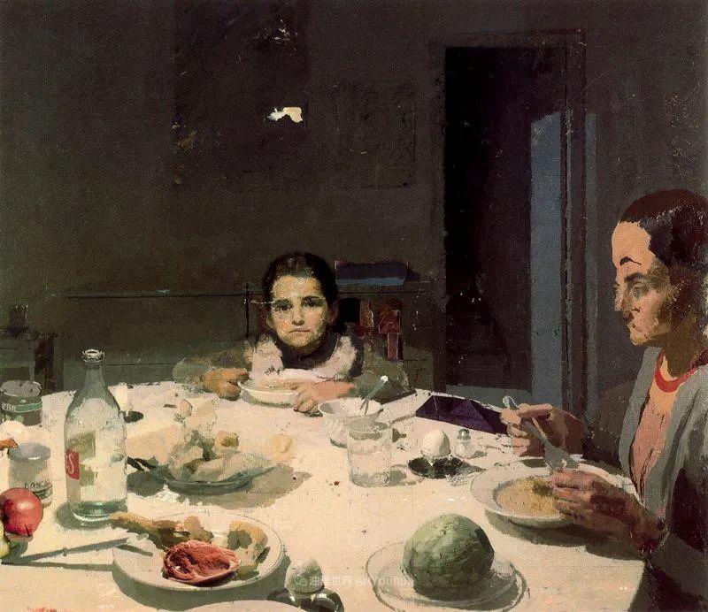 西班牙画坛鬼才,安东尼奥·洛佩兹·加西亚插图75