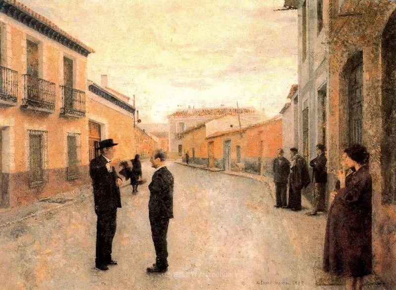 西班牙画坛鬼才,安东尼奥·洛佩兹·加西亚插图81