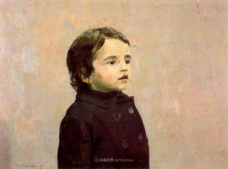 西班牙画坛鬼才,安东尼奥·洛佩兹·加西亚插图105
