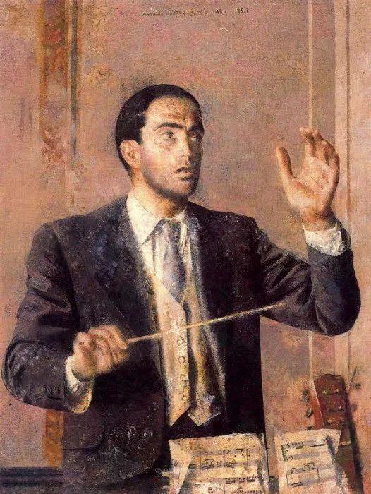 西班牙画坛鬼才,安东尼奥·洛佩兹·加西亚插图107