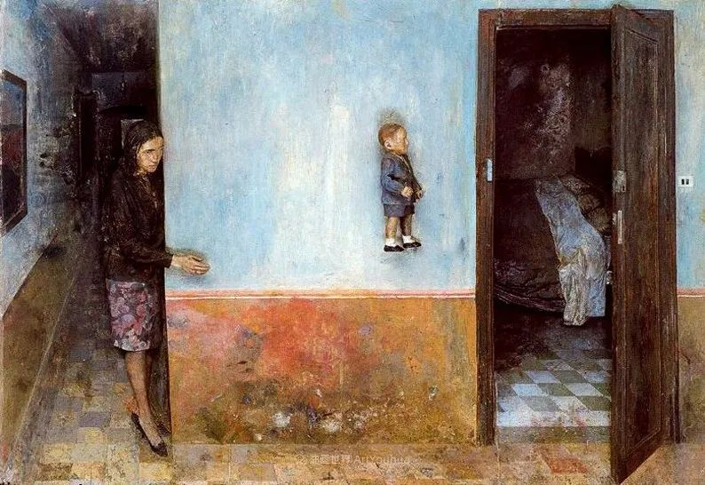 西班牙画坛鬼才,安东尼奥·洛佩兹·加西亚插图113