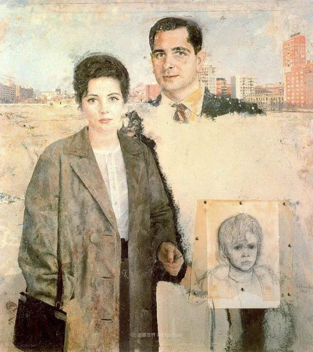 西班牙画坛鬼才,安东尼奥·洛佩兹·加西亚插图115