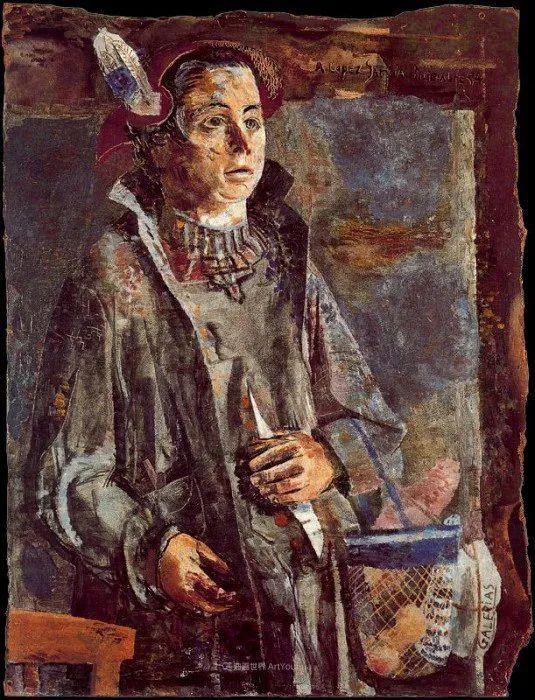 西班牙画坛鬼才,安东尼奥·洛佩兹·加西亚插图117