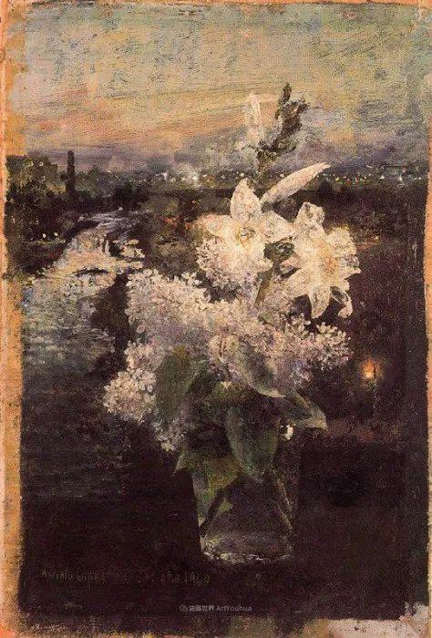 西班牙画坛鬼才,安东尼奥·洛佩兹·加西亚插图123