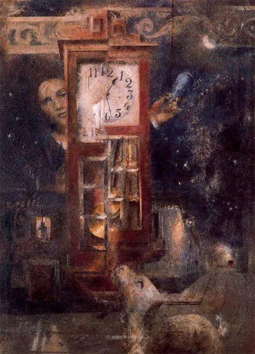 西班牙画坛鬼才,安东尼奥·洛佩兹·加西亚插图125