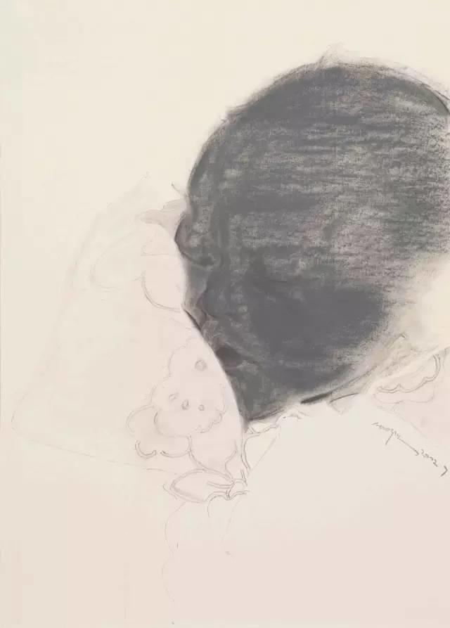 毛焰:艺术家应该把绘画这件事做到纯粹插图21