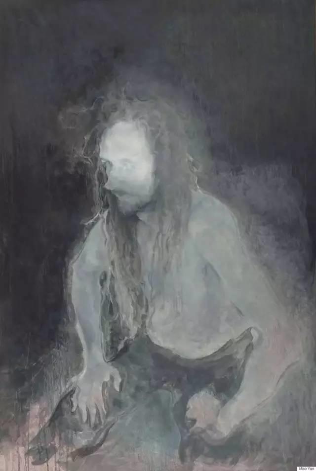 毛焰:艺术家应该把绘画这件事做到纯粹插图73