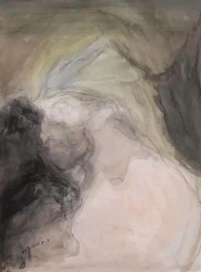 毛焰:艺术家应该把绘画这件事做到纯粹插图75