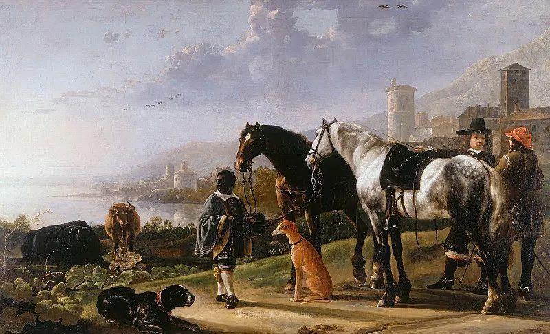 17世纪荷兰黄金时期杰出的风景画家,阿尔伯特·库普插图141