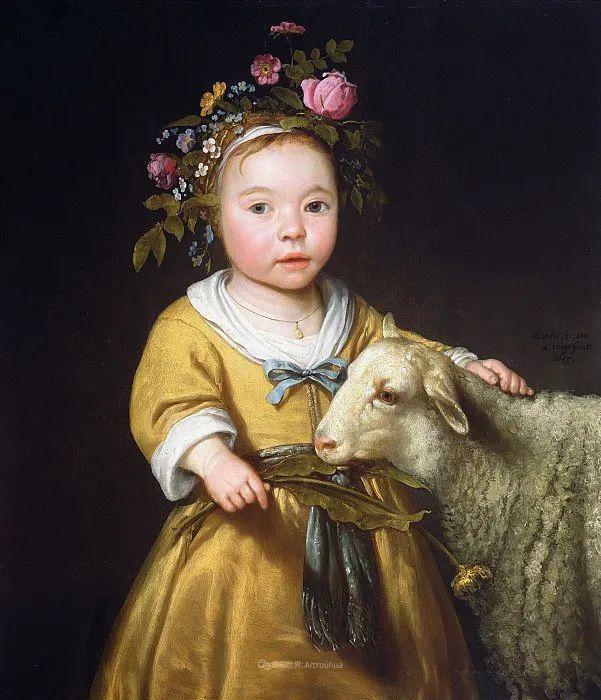 17世纪荷兰黄金时期杰出的风景画家,阿尔伯特·库普插图157