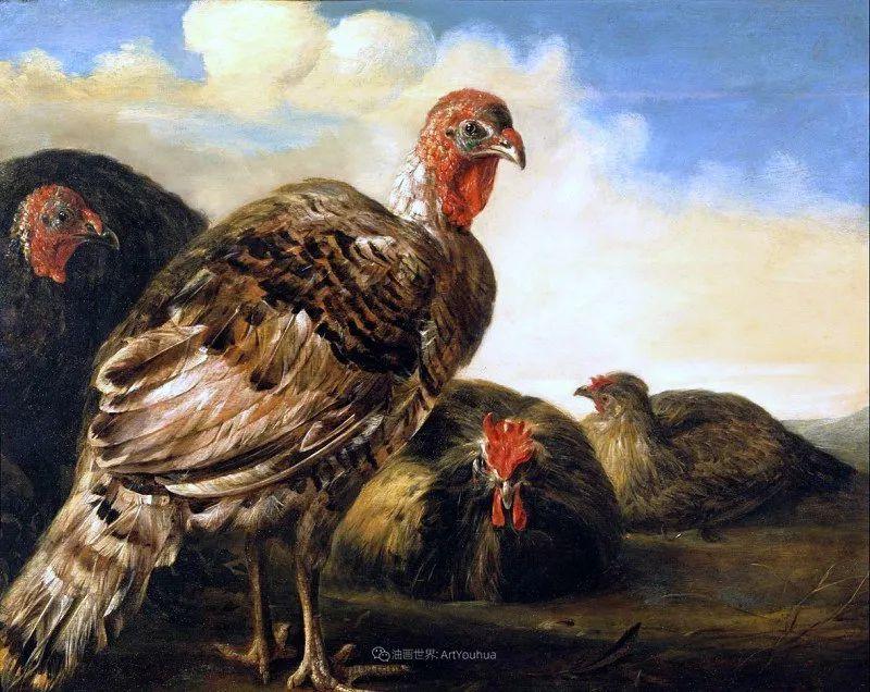 17世纪荷兰黄金时期杰出的风景画家,阿尔伯特·库普插图189