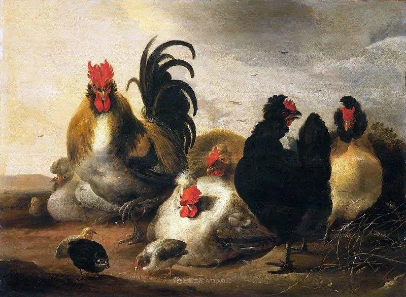 17世纪荷兰黄金时期杰出的风景画家,阿尔伯特·库普插图195
