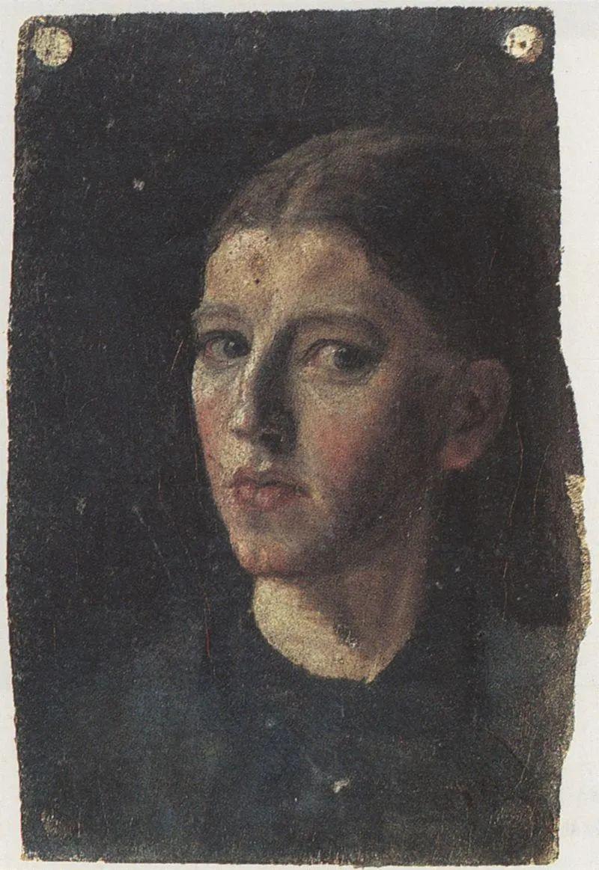 她被印在丹麦最大面值钞票1000克朗上,是丹麦最伟大的艺术家之一插图13