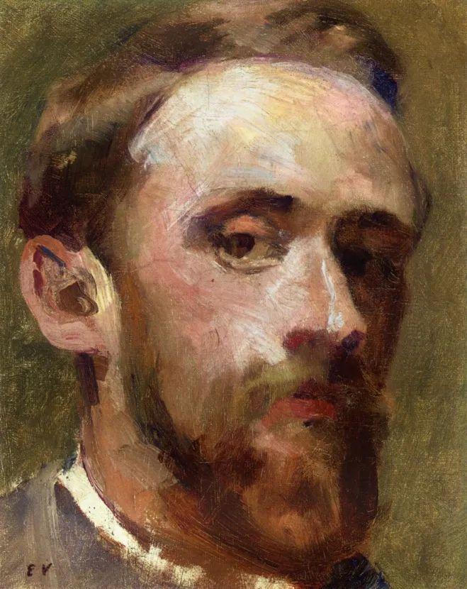 内景主义创始人,法国画家爱德华·维亚尔插图9