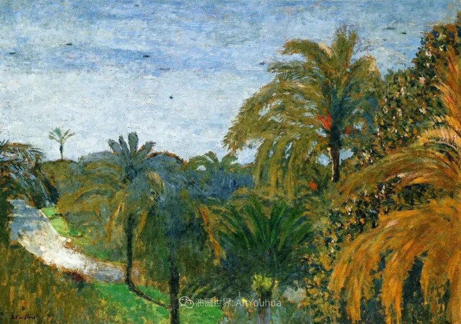 内景主义创始人,法国画家爱德华·维亚尔插图41