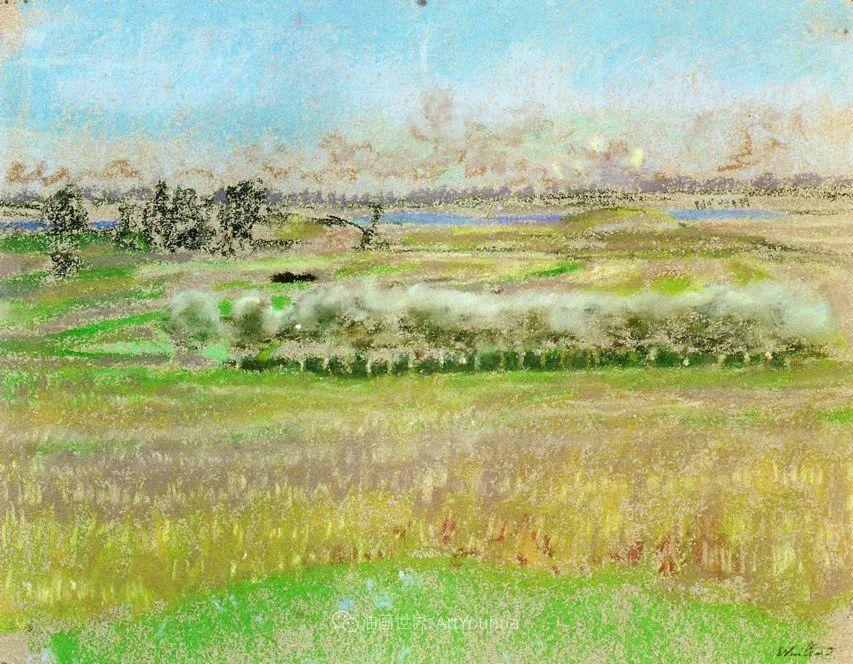 内景主义创始人,法国画家爱德华·维亚尔插图47