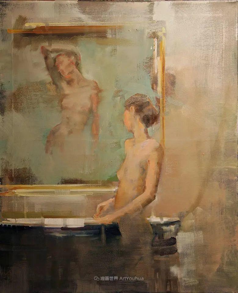 以生动、动感和现代的笔触,描绘女性身体!插图17