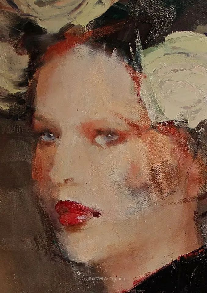 以生动、动感和现代的笔触,描绘女性身体!插图29