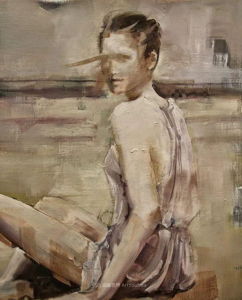 以生动、动感和现代的笔触,描绘女性身体!插图31