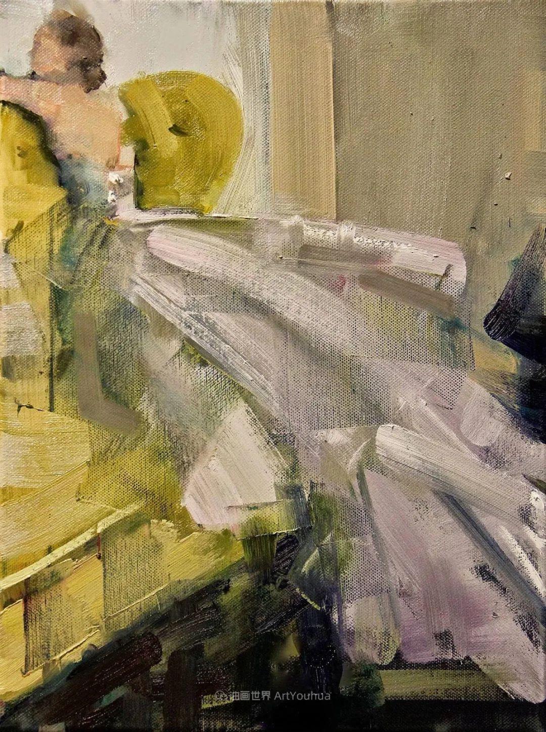以生动、动感和现代的笔触,描绘女性身体!插图33