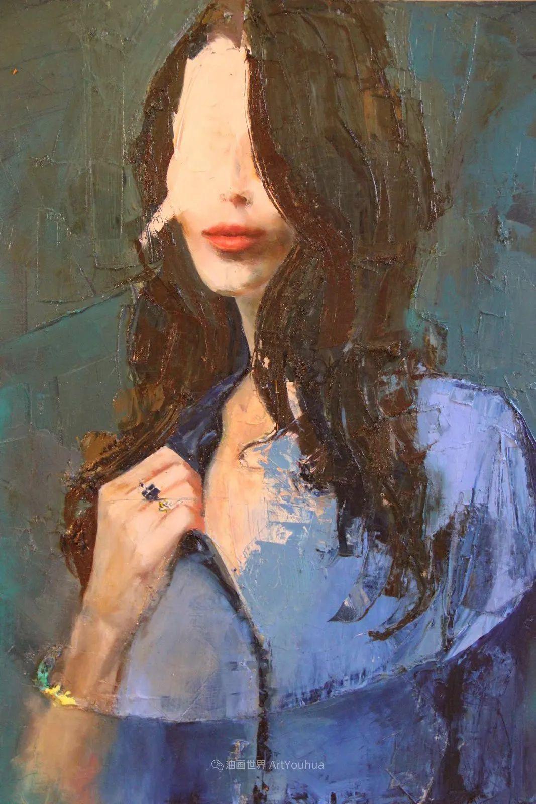 以生动、动感和现代的笔触,描绘女性身体!插图35