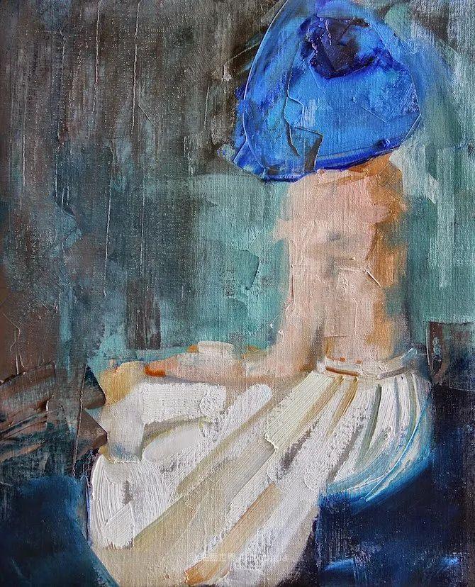 以生动、动感和现代的笔触,描绘女性身体!插图39