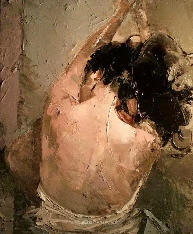 以生动、动感和现代的笔触,描绘女性身体!插图57