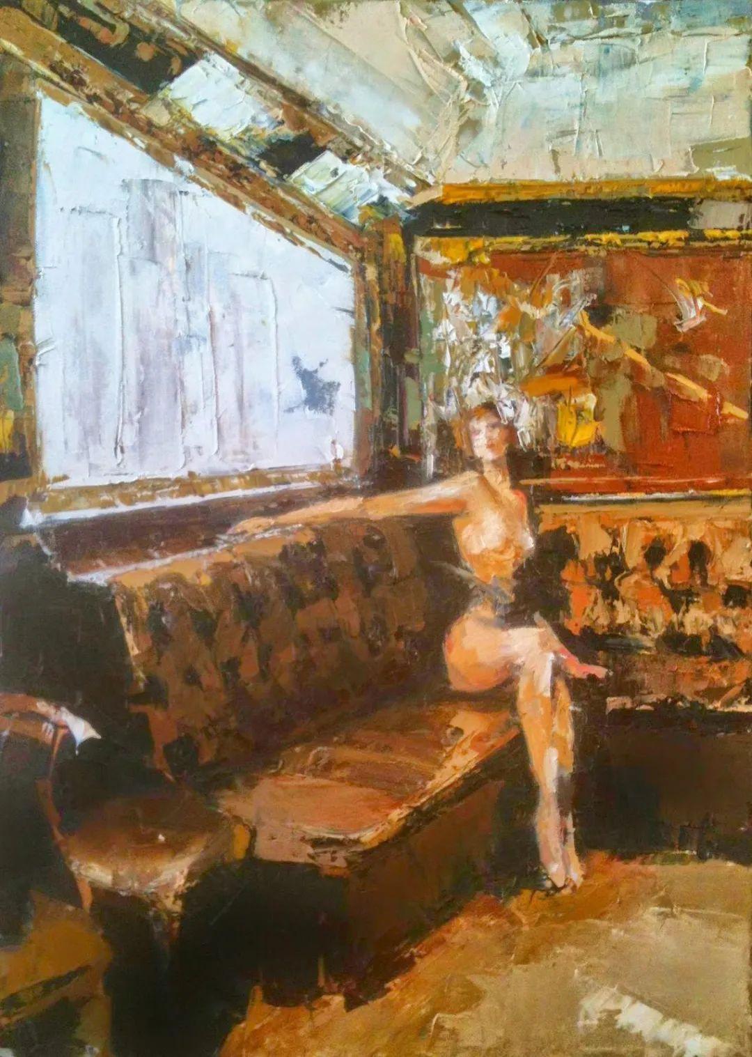 以生动、动感和现代的笔触,描绘女性身体!插图81