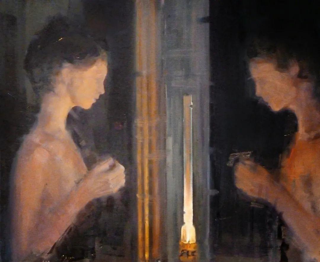 以生动、动感和现代的笔触,描绘女性身体!插图83