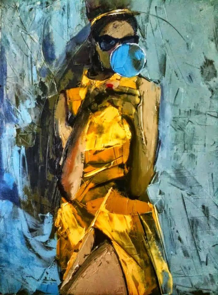以生动、动感和现代的笔触,描绘女性身体!插图101