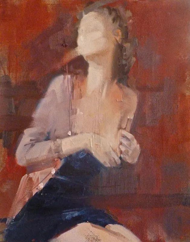 以生动、动感和现代的笔触,描绘女性身体!插图105