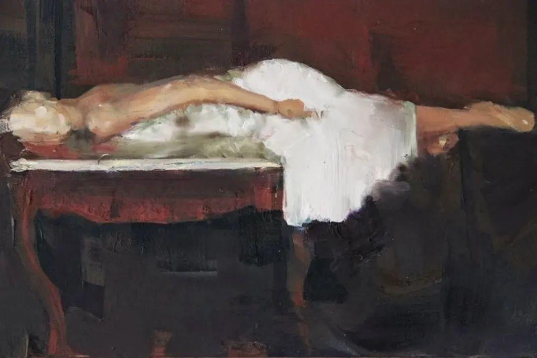 以生动、动感和现代的笔触,描绘女性身体!插图115