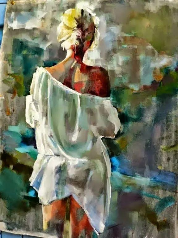 以生动、动感和现代的笔触,描绘女性身体!插图119