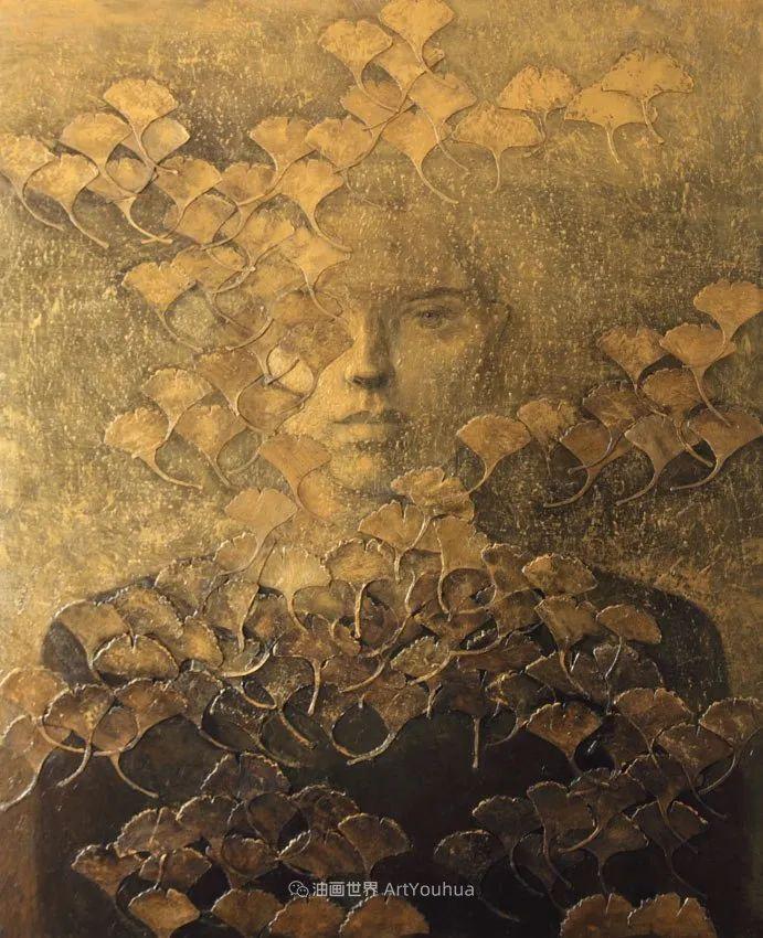 致力于形象表现的具象画家,幽灵般的人物肖像插图103