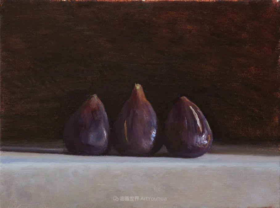 笔触下的肌理感,英国画家朱利安·史密斯插图28